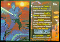 Star Wars - Shadows of the Empire - Promo Chase Card # SOTE3 - Topps - NM