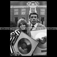 #phs.004935 Photo JACQUES BREL & LIESBETH LIST 1971 Star