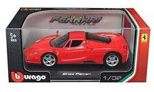 FERRARI ENZO 1:32 Model Die Cast Models Metal Toy Car Diecast Miniature