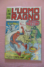4.5 VG+ VERY GOOD AMAZING SPIDER-MAN # 5 ITALIAN EURO VARIANT WP YOP 1970