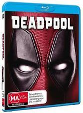 DEADPOOL : NEW Blu-Ray