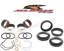 Honda CBR954 RR Fireblade Front Fork Seals Dust Seal & Fork Bushes Kit Set