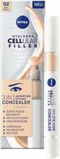 NIVEA Hyaluron Cellular Filler 3IN1 Augenpflege Concealer Mittel 02 (4 ml)
