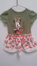 DISNEY MINNIE MOUSE TODDLER GIRL DRESS SIZE 3T