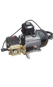 400V pump motor Jet Wash Annovi Reverberi Industrial Pressure Washer HXM15.15MP