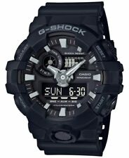 Casio G-SHOCK GA700-1B Black Super Illuminator Analog Digital 200m Men's Watch