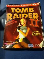Tomb Raider II Strategy Guide