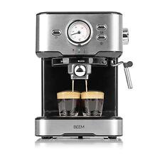 Espressomaschine Siebträger Siebträgermaschine Barista Milchschaumdüse 15 Bar