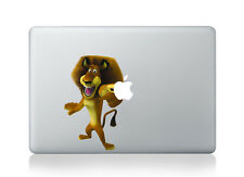 Madagascar Alex lion sticker for all Macbook Air/Pro laptop and computer