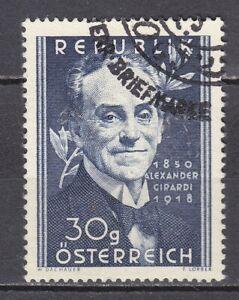 AUSTRIA used 1950 SC# Nr 568 Alexander Girardi - Actor
