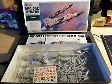1/72 > HASEGAWA > MIG - 23 S Flogger B  > Meine verschiedenen Bausätze !!!