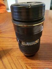 Nikon Camera Lens Shaped Coffee Mug