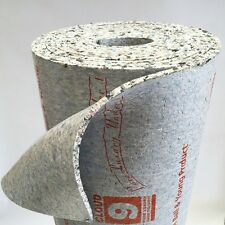 Cloud 9 Super Contract 10mm Thick Carpet Underlay 1 Full Roll 15 square metres