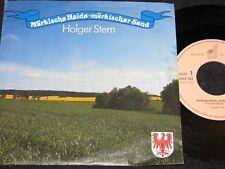 HOLGER STERN Märkische Heide - märkischer Sand / post DDR SP 1991 DSB 0060002