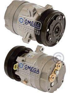 AC Compressor Fits: 1996 - 2005 Pontiac Bonneville / 1996 - 1999 Oldsmobile LSS