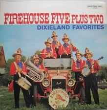 FIREHOUSE FIVE PLUS TWO - DIXIELAND FAVORITES  - LP