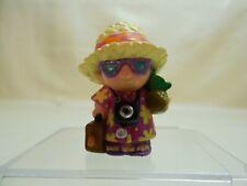 Hallmark Merry Miniatures Happy Hatters Collection Hawaii Tourist Camera