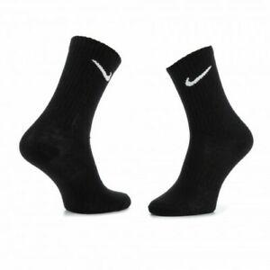 Nike 3 Pairs Qualatiey Socks Mens Womens  Everyday Sports No Show Ankle Socks Co
