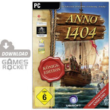 Anno 1404 Königs-Edition - offizieller Download Code Key [PC] uPlay