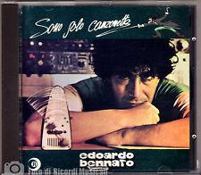 EDOARDO BENNATO - SONO SOLO CANZONETTE (CDOR 8952 NO BARCODE)