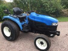 Compact new Holland tc 27 tractor