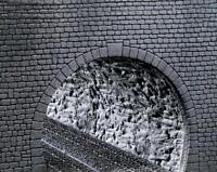 Faller 170886 H0 Dekorplatte Profi Tunnelröhre, Felsstruktur