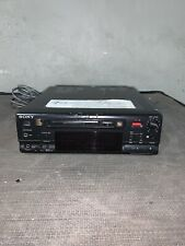 Sony Mds-101 MiniDisc Player & Recorder
