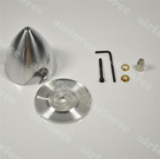 CNC Aluminum Alloy Spinner 1.75inch 44.5mm for 3 Blades Propeller RC Plane FM