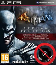 batman arkham collection para PS3