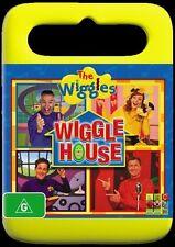 The Wiggles: Wiggle House * NEW DVD * (Region 4 Australia)