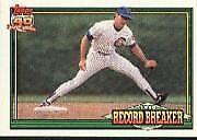Topps Ryne Sandberg Modern (1981-Now) Baseball Cards