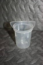 50ml TriPour Measuring Beaker Plastic Tri pour Laboratory Brand New