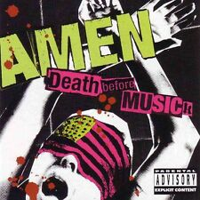 Amen(CD Album)Death Before Musick-Columbia-New