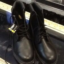 Men's Black Grafters Work Boots Brand New In Box Size UK15