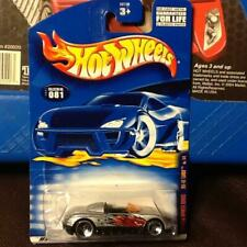 Hot Wheels Guaranteed for Life Series 2000 MX-48 Turbo  Collector #081