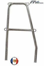 Chandelier Double ( Porte de coupée )  Longueur 610mm inox 316 - A4