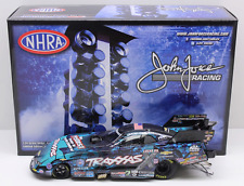 Courtney Force 2016 Blue Traxxas NHRA Funny Car 1/24 Die Cast SHIPS BY 7/3/17