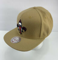 Mitchell & Ness New Orleans Pelicans NBA Wool Hat Snapback Cap Adjustable