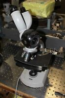 CARL ZEISS 4242009 MICROSCOPE WITH OBJECTIVES