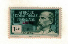 French Colonies, French Equatorial Africa Scott# 108*MH