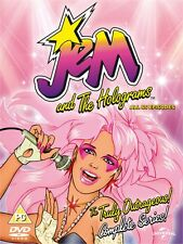 Jem and the Holograms: The Truly Outrageous Complete Series (Box Set) [DVD]