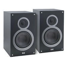 Elac Debut B6 Black Open Box 2-Way Bookshelf Speakers (Pair)