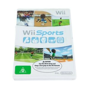 Wii Sports - Nintendo Wii - Complete with Tracking