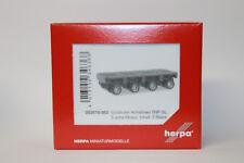Herpa 053518 Accessorie Goldhofer Axle Lines thp-sl, 4-achs MODULE 1:87 H0 NEW