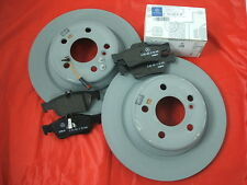 Genuine Mercedes-Benz C218 CLS Coupe Shooting Brake REAR Discs & Pads Kit NEW!