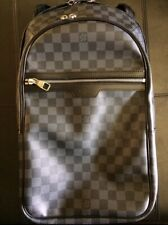 Authentic Louis Vuitton Michael Damier Graphite Backpack