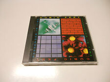 "Cubic Feet ""Passenger in Time"" Indie cd Meteor Records"