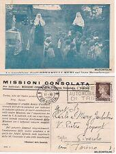 # TORINO: MISSIONI CONSOLATA - ORFANELLI NERI  1936