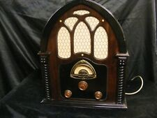 Atwater Kent Cathedral radio 1930's restored AM/FM