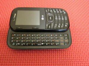 LG Cosmos 3 LG-VN251 90MB Black Verizon Wireless QWERTY Slider Cell Phone